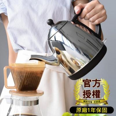 G+居家 MIT 不鏽鋼超快速電茶壺1.7L