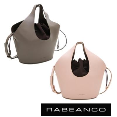 [限時搶]RABEANCO AINA手提/肩揹水桶包 (共2色)
