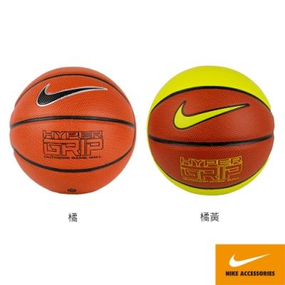 NIKE HYPER GRIP 四片皮籃球 7號球 運動 健身 共兩款