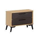 Bernice-安珀1.7尺床頭櫃/收納櫃-52x40x45cm