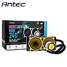 Antec 安鈦克 Mercury 水星 240 RGB CPU水冷散熱器