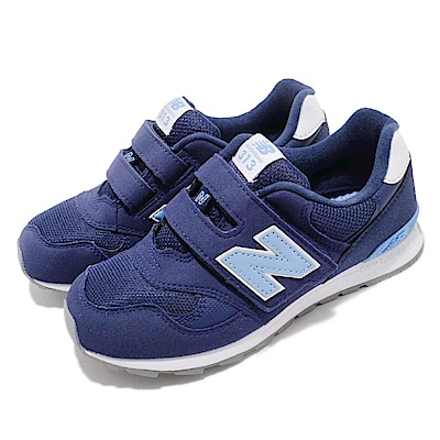 New Balance 慢跑鞋 K313NVPW 寬楦 童鞋