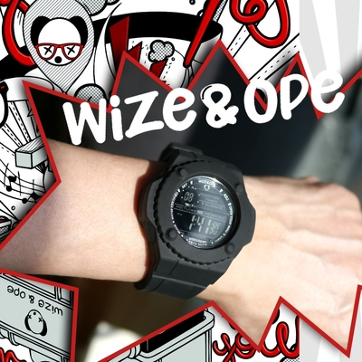【限時下殺】Wize&Ope 百搭造型手錶 -多款任選