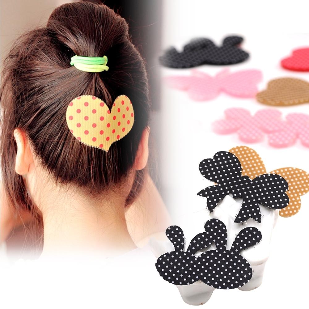 日本kiret 點點造型 魔法氈瀏海貼 超值8入+贈前髮瀏海貼