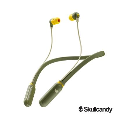 Skullcandy 骷髏糖 INKD+ 藍牙耳機-草綠黃色(公司貨)