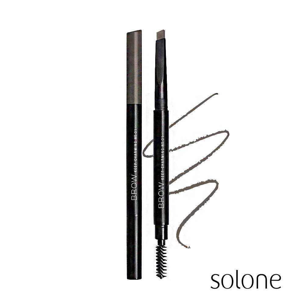 Solone 持久美型旋轉眉筆 0.35g product image 1