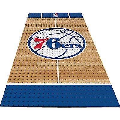 OYO Sports NBA 球場地板 76人