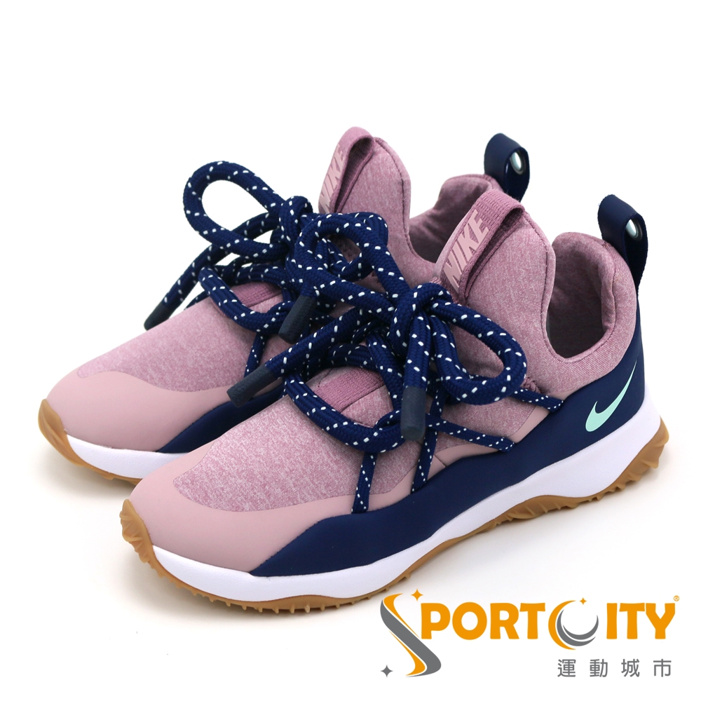NIKE W NIKE CITY LOOP 女休閒鞋 粉藍