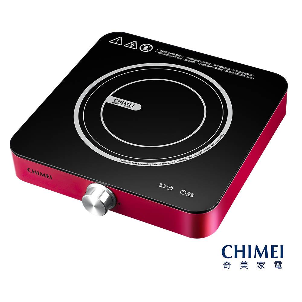 CHIMEI 奇美IH變頻電磁爐-活力桃 FV-13M0MT-R