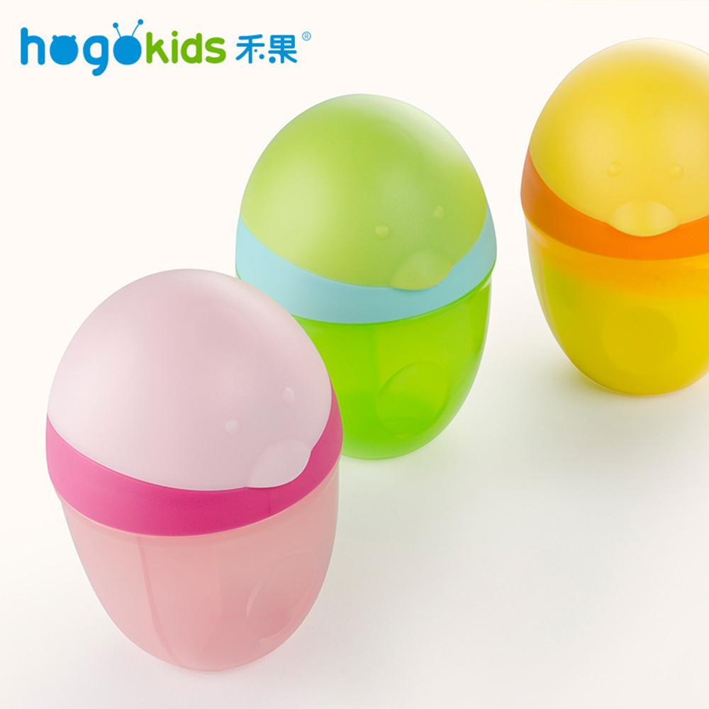 Hogo禾果嬰兒奶粉盒 寶寶三格奶粉格-3入