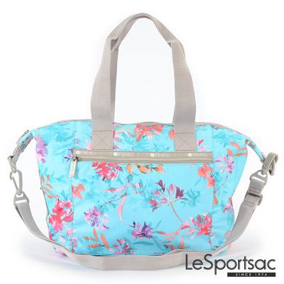 LeSportsac - Standard兩用水餃包(夏日花卉)