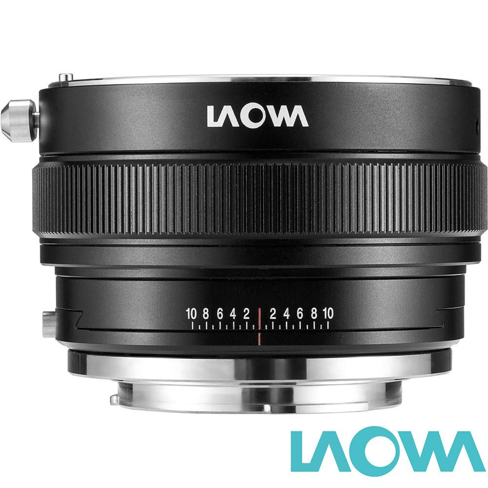 LAOWA 老蛙 12mm MSC移軸增距鏡 CANON EF 轉 SONY E 公司貨