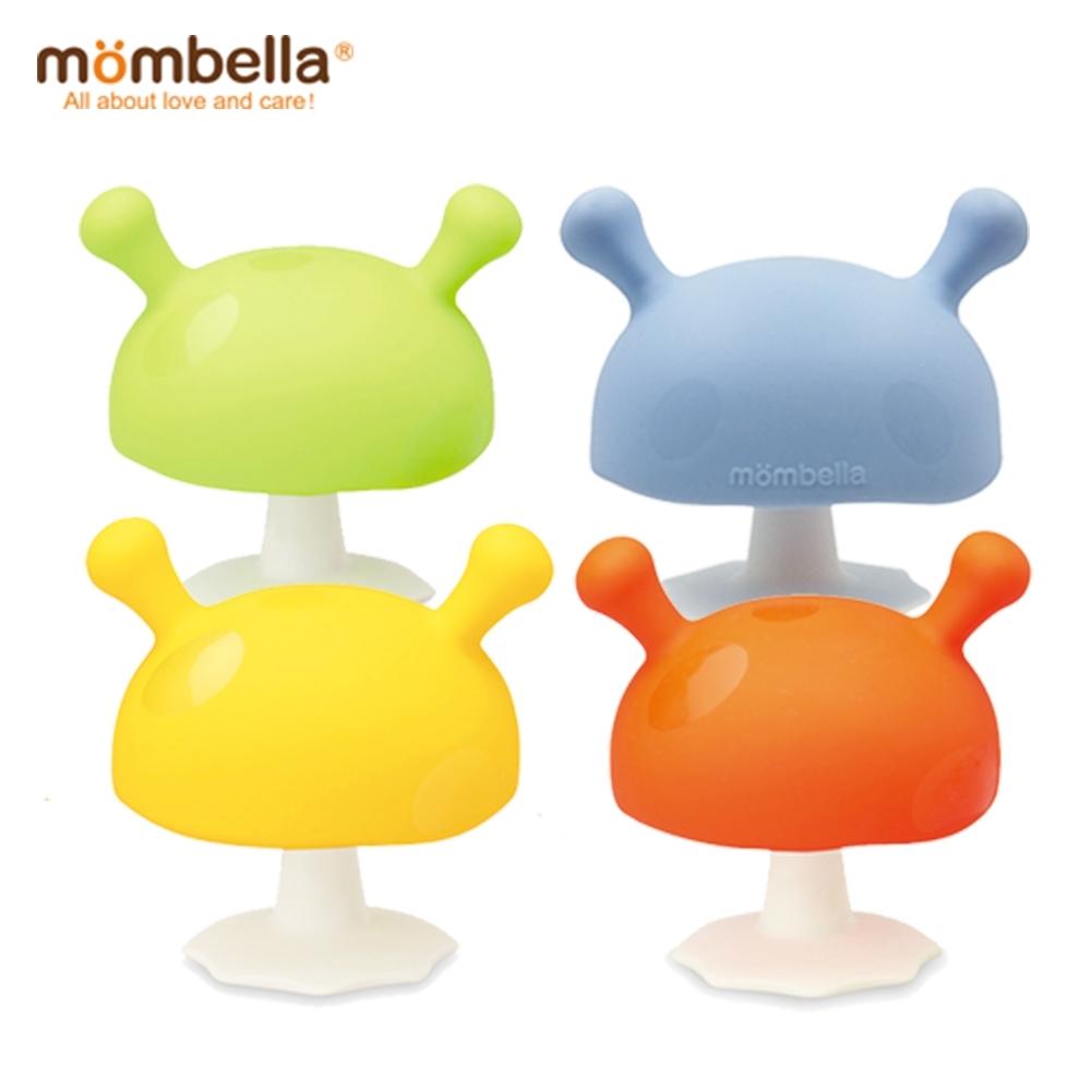 下架-英國《mombella》Q比小魔菇固齒器