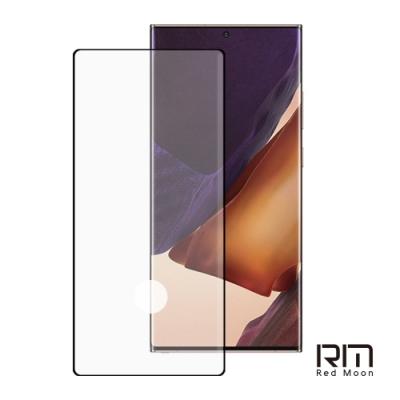 RedMoon 三星 Galaxy Note20 Ultra 9H高鋁曲面玻璃保貼 螢幕貼 20D保貼