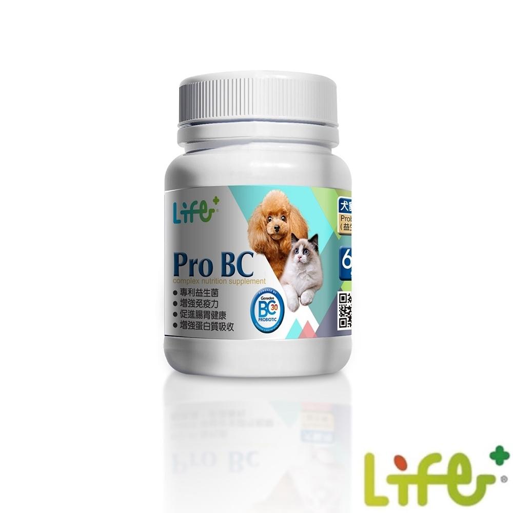 LIFE+虎揚 樂多菌 Pro BC 益生菌 150g
