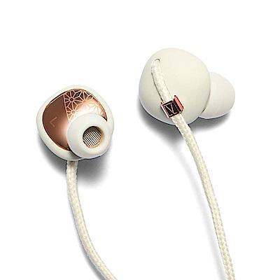 Molami Stitch 霧面耳道式耳機(霧面白銅)