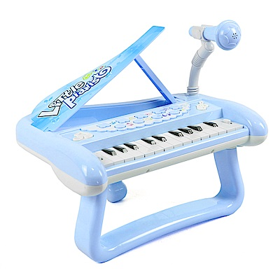 兒童電子小鋼琴附麥克風