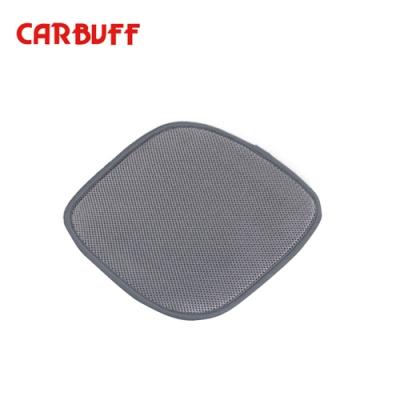 CARBUFF立體透氣隔熱座墊-灰色-45x45CM