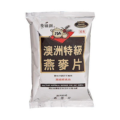 麥維爾澳洲特級燕麥片/包(500g)