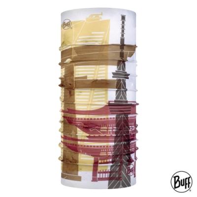 【西班牙BUFF】經典頭巾 Plus-城市系列-東京