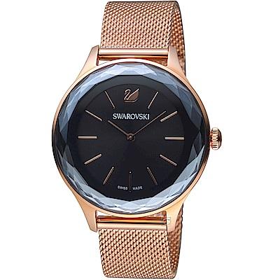 SWAROVSKI施華洛世奇Octea Nova系列都市切面腕錶(5430424)