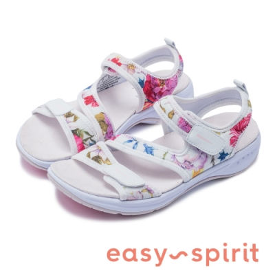 Easy Spirit-seEVERSO2-A 春天涼風魔鬼氈休閒涼鞋-花色