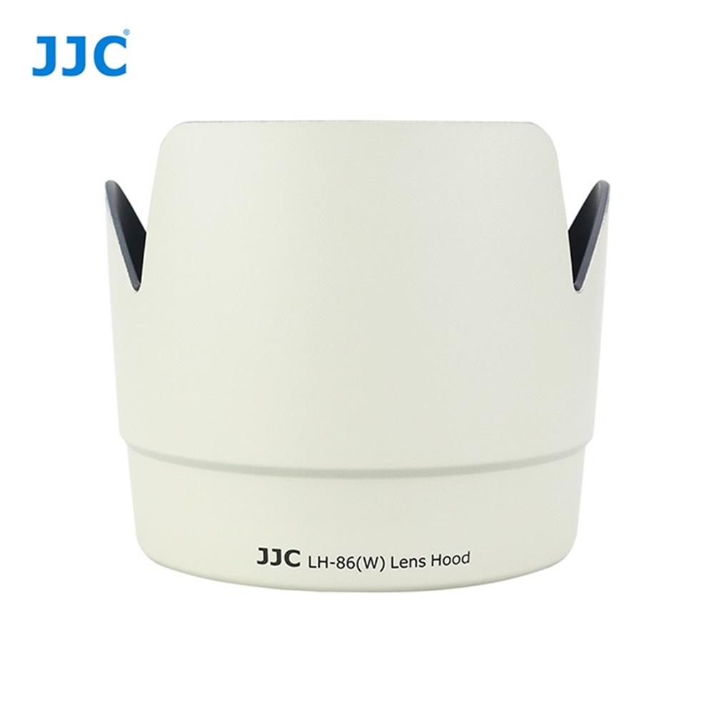 JJC副廠Canon遮光罩ET-86(白色)