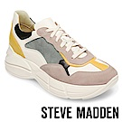 STEVE MADDEN-MEMORY潮流款拼接時尚老爹鞋-紋粉紅