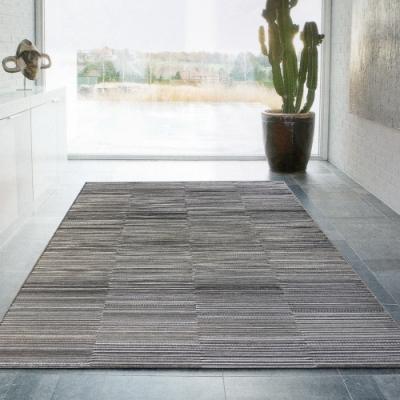 Ambience 比利時Brighton 平織地毯(灰色 160x230cm)