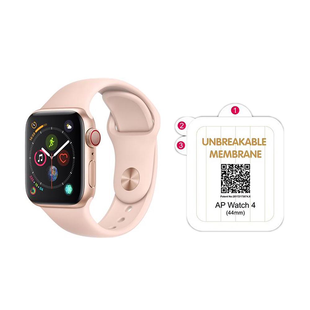 QinD Apple Watch (44mm) 金剛隱形膜 @ Y!購物