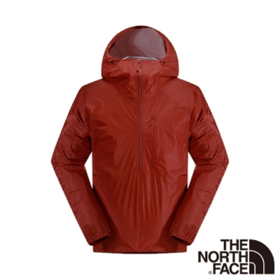 The North Face 男 FUSE 防水外套 火紅 NF0A2SJXFET