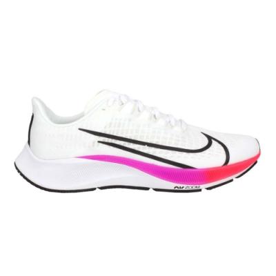 NIKE AIR ZOOM PEGASUS 37 男慢跑鞋-運動 路跑 飛馬 BQ9646103 白粉紫藍綠