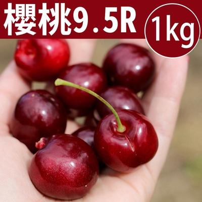[甜露露] 華盛頓櫻桃9.5R 1kg(1kg±10%)