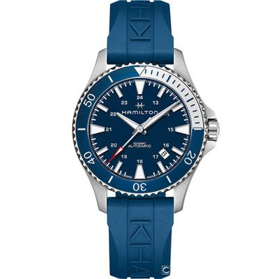 Hamilton漢米爾頓Khaki 100米潛水機械錶H82345341 40mm