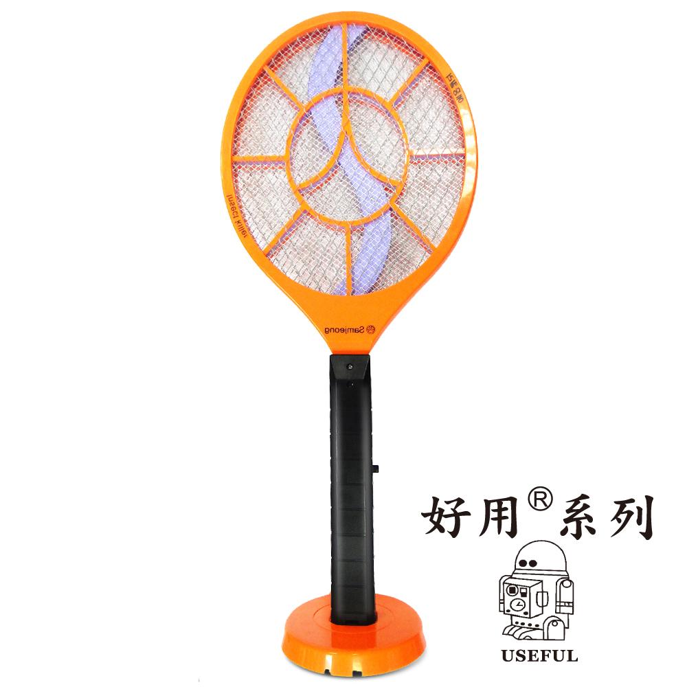 《USEFUL好用》 四層/雙效合一捕蚊拍+捕蚊燈 UL-AL316 @ Y!購物