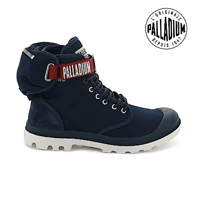 Palladium PAMPA SOLIDRANGERPAR軍靴-男-海軍藍