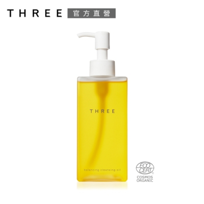THREE 平衡潔膚油R 180ml