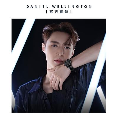 【Daniel Wellington】Lay Limited Ceramic 40mm 曜石黑陶瓷錶 DW手錶