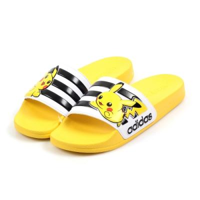 愛迪達 ADIDAS ADILETTE SHOWER K 涼拖鞋-童 FW7430