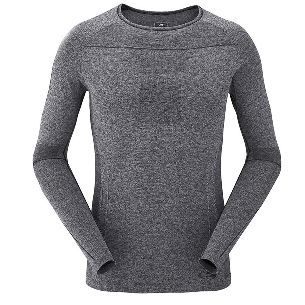 法國【EiDER】男專業保暖抗菌無縫長袖T恤
