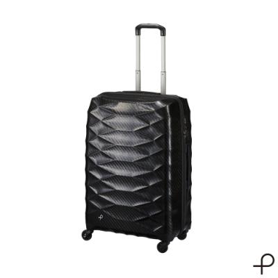 【PROTECA】Light輕彈系列-26吋史上最輕硬殼行李箱 (黑色)