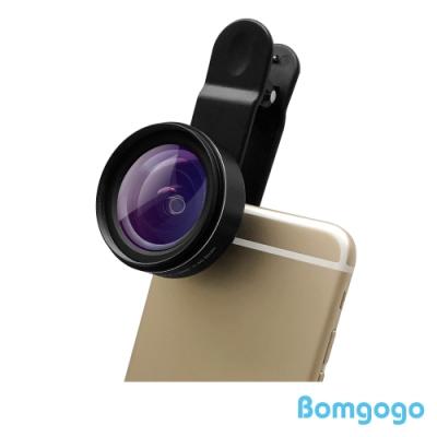 Bomgogo Govision L7 HD 120° 廣角手機鏡頭組(40.5mm)