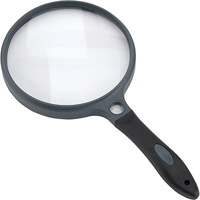 CARSON Sure附套聚焦放大鏡(12.5cm)