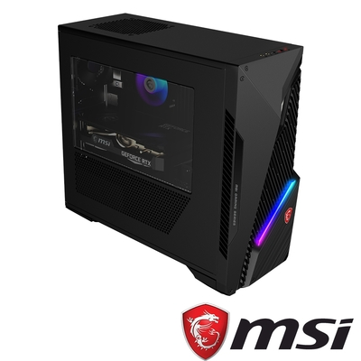 MSI微星 Infinite S3 11TC-015TW 電競電腦(i5-11400F/8G/1T+256G SSD/RTX3060-12G/Win10)