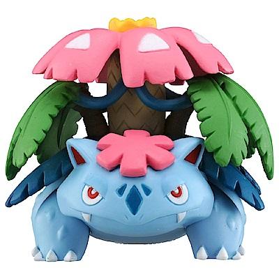 任選Pokemon GO 神奇寶貝ESP_12MEGA妙娃花_PC59664精靈寶可夢