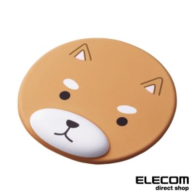 (時時樂)ELECOM 動物造型鼠墊
