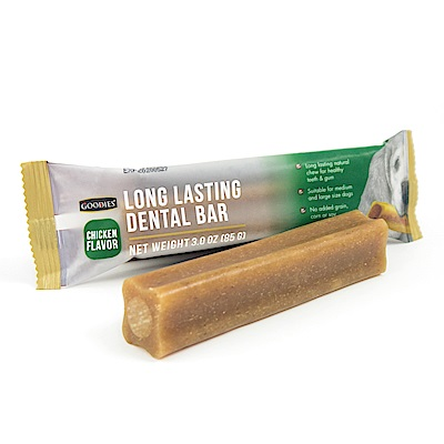 寵愛物語-Denta Spiral耐嚼型潔牙棒 雞肉風味 單支(3包組)
