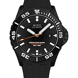 MIDO美度OCEAN STAR DIVER 600潛水錶(M0266083705100)