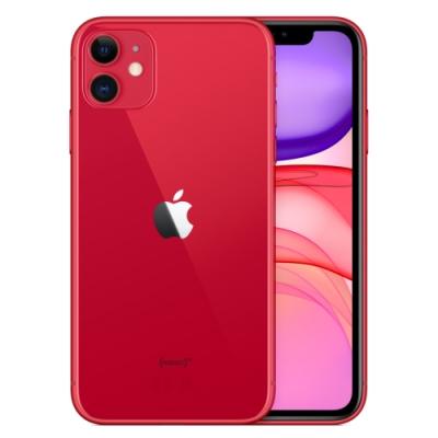 Apple iPhone 11 128G 6.1吋智慧型手機-紅色