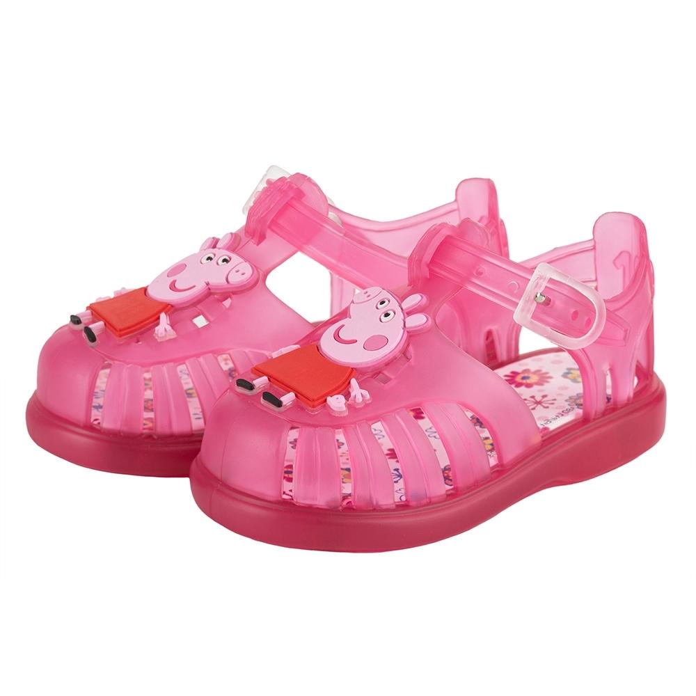 IGOR 粉紅豬小妹果凍小童鞋-粉紅